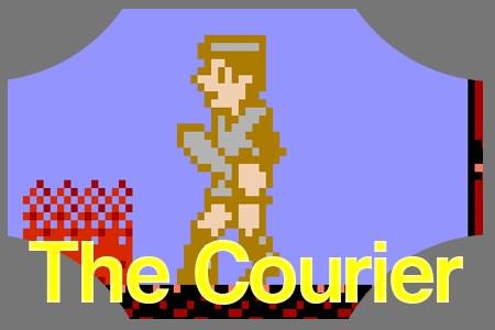 O Mensageiro  //  The Courier